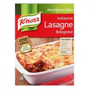 Lasagne wereldgerechten  Knorr 191 gram