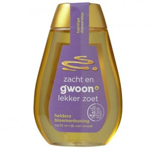 Bloemenhoning G'woon 350 gram