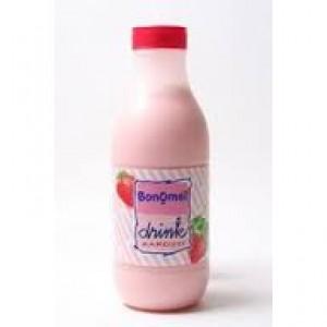 Drinkyoghurt aardbei Bmerk fles 15x1L