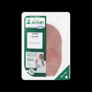 Halal Runder Salami 125 gram