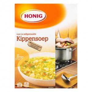 Kippensoep Honig