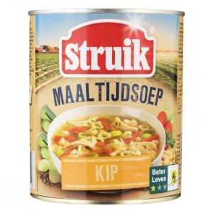 Kippensoep Struik maaltijdsoep 800 ml