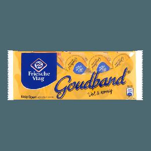Koffiemelk cups Friesche Vlag goudband 10 x 7 ml