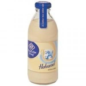 Koffiemelk Friesche Vlag halvamel flesje 186ml