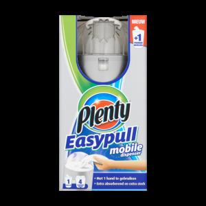 Plenty Easypull mobile dispenser (inclusief navul rol)