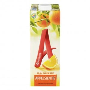 Sinaasappelsap Appelsientje 12x1L