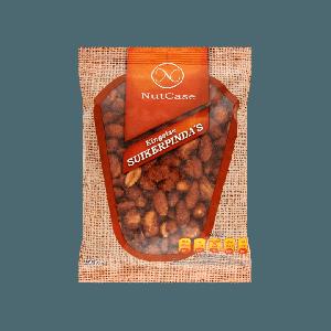 Suiker pinda's Nutcase 250 gram