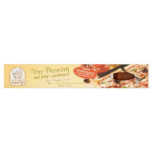 Tante Fanny pizzadeeg vers met tomatensaus 600 gram