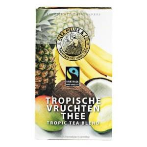 Thee Alex Meijer tropische vruchten 4 x 20 x 2 gram