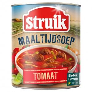 Tomatensoep Struik maaltijdsoep blik
