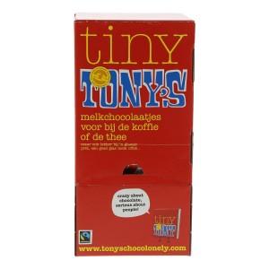 Tony's Chocolonely tiny melk 900 gram